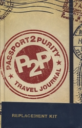 Passport 2 Purity - Travel Journal Replacement Kit