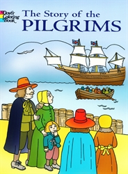 Story of the Pilgrims - Coloring Book