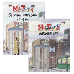 Mathtacular 4 - Student Workbook /Tool Kit & Answer Key