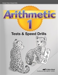 Arithmetic 1 - Tests & Speed Drills