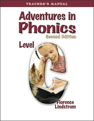Adventures in Phonics Level C - Teacher Manual