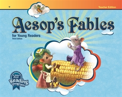Aesop's Fables for Young Readers - Teacher Edition