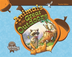Animals in the Great Outdoors - Teacher Edition
