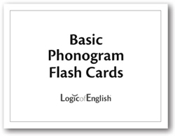 LOE Basic Phonogram Flashcards