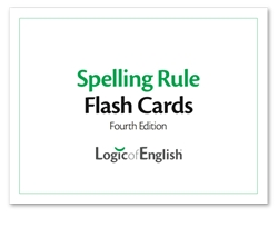 LOE Spelling Rule Flashcards