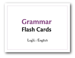 LOE Grammar Flashcards