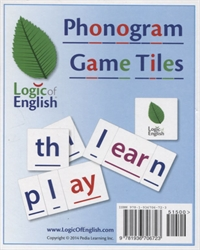 LOE Phonogram Game Tiles
