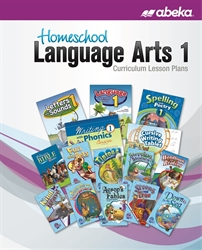 Language Arts 1 - Curriculum/Lesson Plans