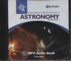 Exploring Creation With Astronomy - MP3 CD