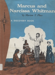Marcus and Narcissa Whitman