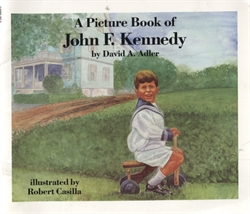 Picture Book of John F. Kennedy