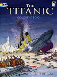 Titanic - Coloring Book