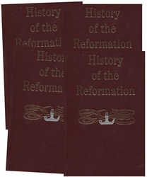 History of the Reformation - 4 Volume Set