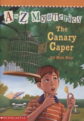 Canary Caper (A to Z Mysteries)