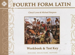 Fourth Form Latin - Workbook & Test Key