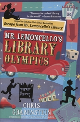 Mr. Lemoncello's Library Olympics