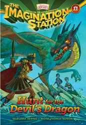 AIO Imagination Station Book #11