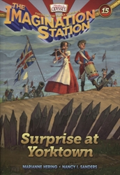 AIO Imagination Station Book #15