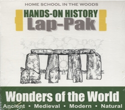 Wonders of the World Lap-Pak