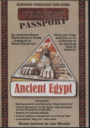 Project Passport: Ancient Egypt - CD-ROM