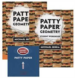 Patty Paper Geometry - Paper, Textbook & Workbook
