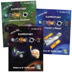 Focus On Elementary Astronomy - Package