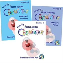 Focus on Middle School Chemistry - Package