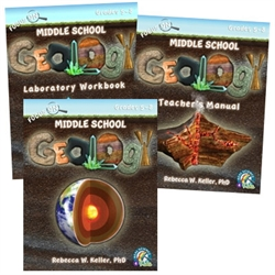 Focus On Middle School Geology - Package
