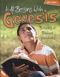It All Begins with Genesis NIV/NAS - Student