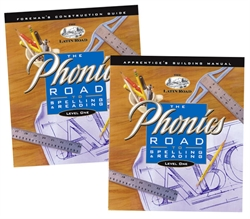 Phonics Road to Spelling and Reading Set