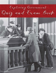 Exploring Government - Quiz & Exam Book