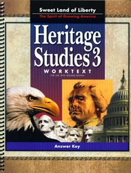 Heritage Studies 3 - Worktext Answer Key (old)