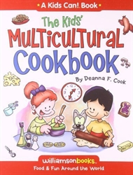 Kids' Multicultural Cookbook