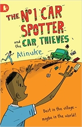 No. 1 Car Spotter and the Car Thieves