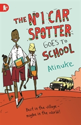 No. 1 Car Spotter Goes to School