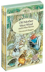Old Mother West Wind and 6 Other Stories - Boxed Set