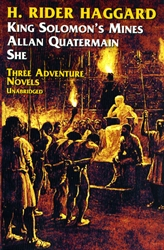 King Solomon's Mines, Allan Quatermain and She