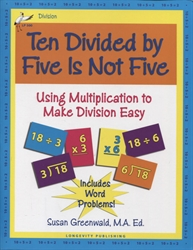 Ten Divided by Five is Not Five