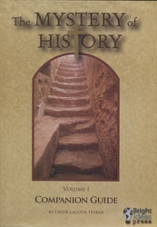 Mystery of History Volume I - Companion Guide CD-ROM