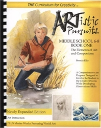 ARTistic Pursuits Middle School Book 1