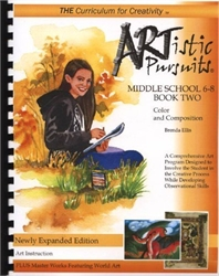 ARTistic Pursuits Middle School Book 2