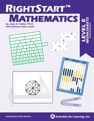 RightStart Mathematics Level E - Worksheets
