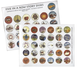 Five in a Row Story Discs