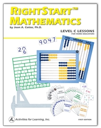 RightStart Mathematics Level C - Lessons