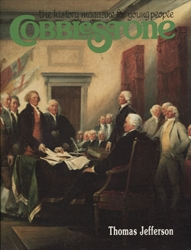 Cobblestone Magazine: Thomas Jefferson