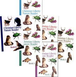 Christian Liberty Nature Reader set