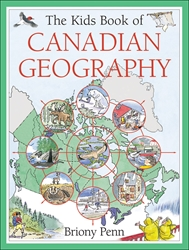 Kids Book of Canadian Geography
