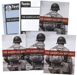 BJU American Republic - Home School Kit