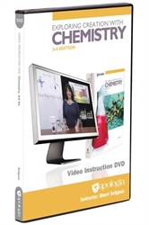 Exploring Creation with Chemistry - Instructional DVDs