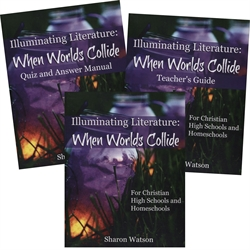 Illuminating Literature: When Worlds Collide - Set